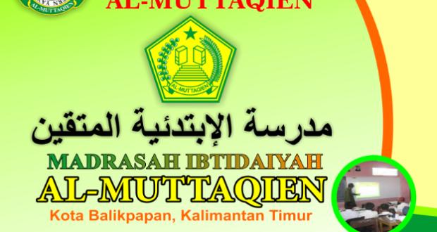 Spanduk Penerimaan Santri Baru Tahun Ajaran Pondok Pesantren Modern Al Muttaqien